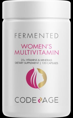 Women's Fermented Multivitamin
