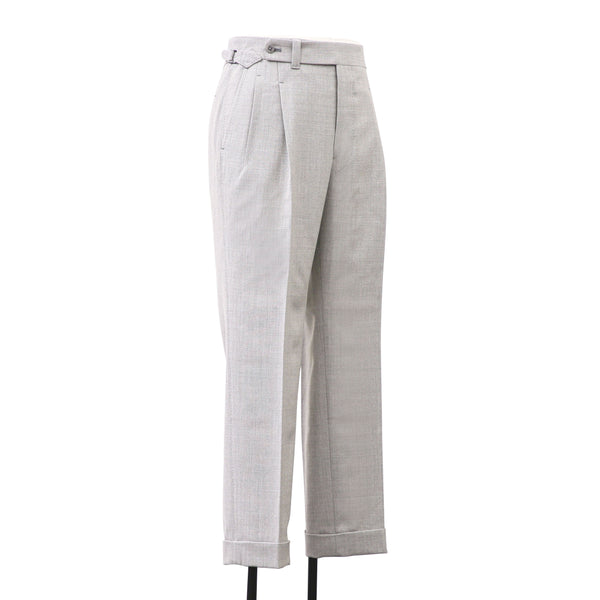 IGT4PLY WOOL TROUSER
