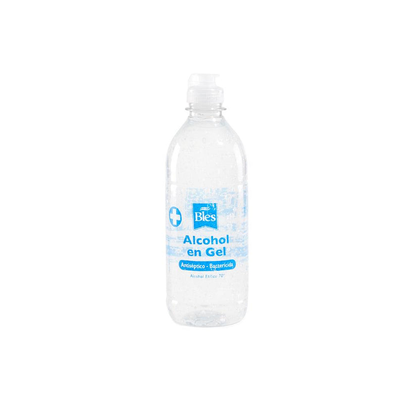 Comprar online Alcohol en gel Bles 500 ml. Mercato tu mercado digital