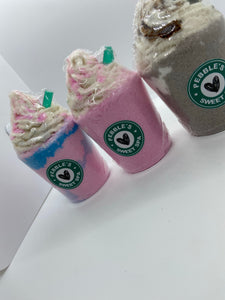 Starbucks Inspired Frappuccino Bath Bombs