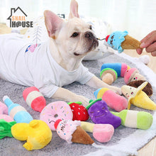 Snailhouse Cartoon Creative Style Dog Toys