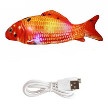30CM Electronic Pet Cat Toy Electric USB Charging