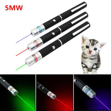 5MW LED Laser Pet Cat Toy