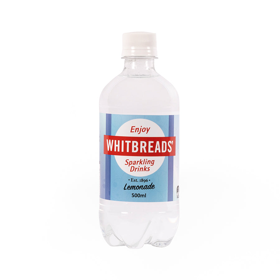 Whitbreads' Lemonade 500ml Soft Drink
