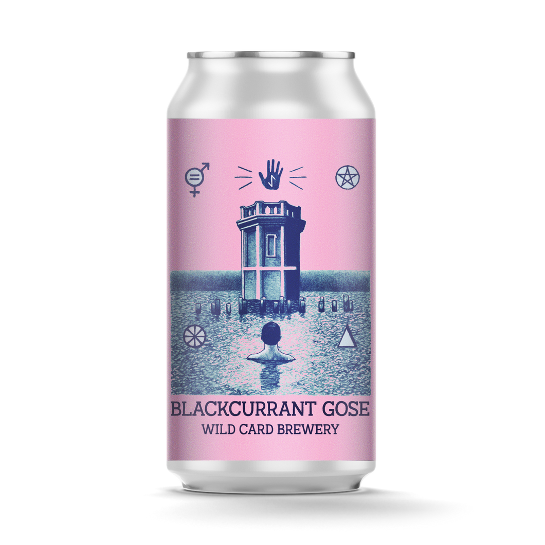 Blackcurrant Gose, 4.4%