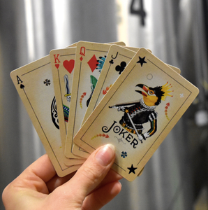 Wild Card Brewery Playing Card Deck