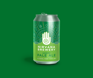 Nirvana Brewery - Hoppy Pale Ale, 0.5%