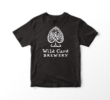 Load image into Gallery viewer, Wild Card Brewery Logo T-Shirt