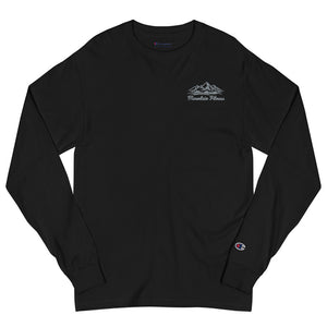 Open image in slideshow, Champion x Mountain Fitness Long Sleeve Shirt