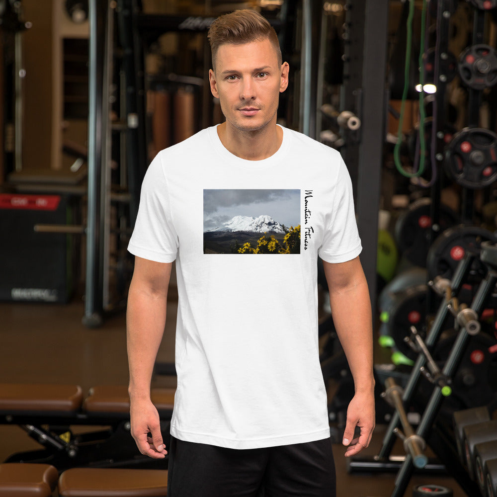 Mountain Fitness Sunflower T-Shirt (Special Edition)