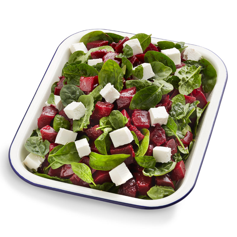 Beetroot, Spinach and Feta 2.5kg