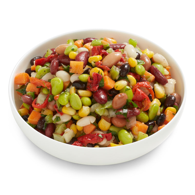 Bean Medley with Lemon Zest 900g