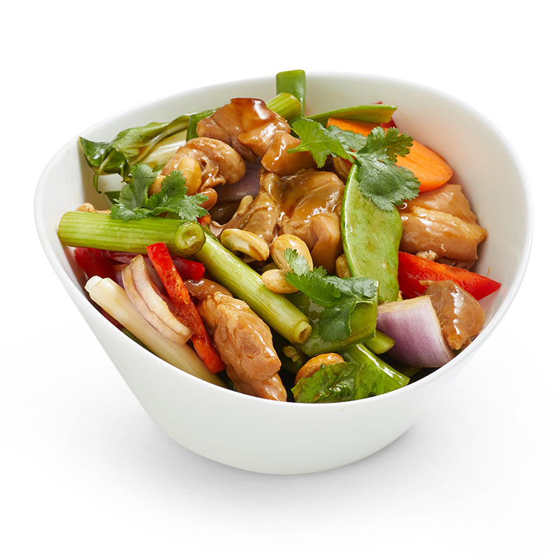 Chicken, Cashew & Snow Pea Stir Fry Kit 1.5kg