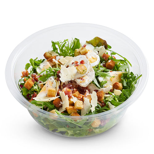 Classic Caesar w Poached Chicken Power Bowl 240g