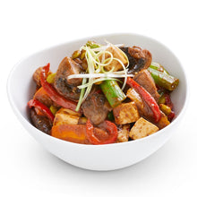 Load image into Gallery viewer, Szechuan Tofu & Veggie Stir Fry Kit 1.5kg