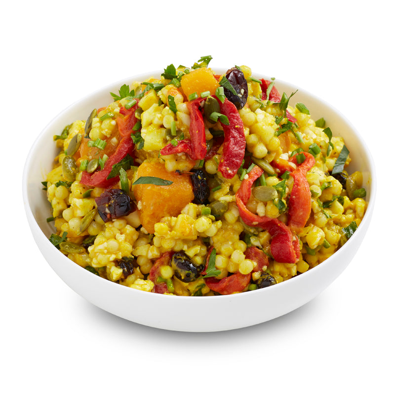 Turmeric Cous Cous with Cauliflower and Cranberry 2.5kg