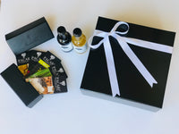 Ultimate Experience: Leather Gift Box + Wine
