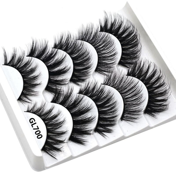 Fake Eyelash Extension Tools