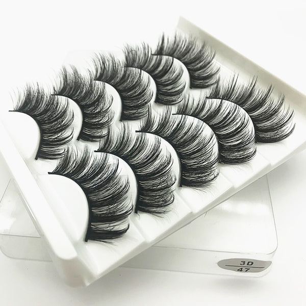 Natural Long Eye Lashes