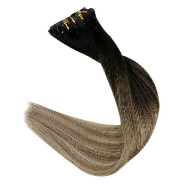 Blond Color Hair Extension