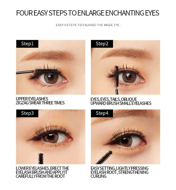 Long Eyelash Extension