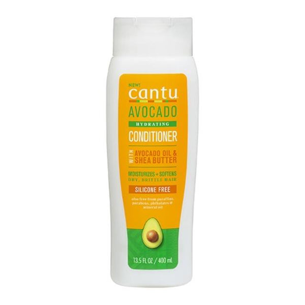 Cantu Avocado Hydrating Conditioner 400ml - My Hair World