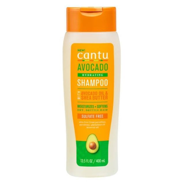 Cantu Avocado Hydrating Sulfate Free Shampoo 400ml - My Hair World