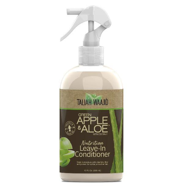 Taliah Waajid Green Apple & Aloe Nutrition Leave-In Conditioner 355ml - My Hair World