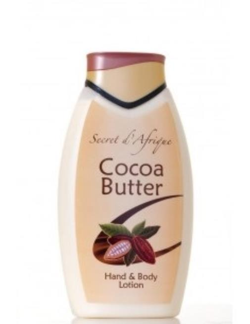 Secret d'Afrique Cocoa Butter Lotion 500 ml - My Hair World