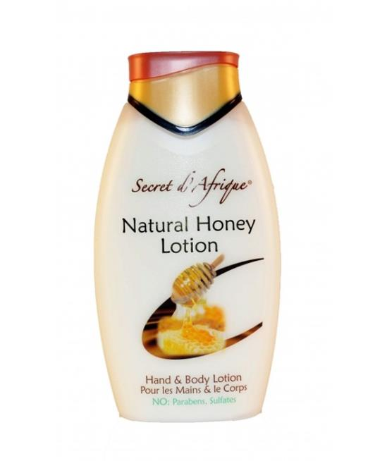 Secret d'Afrique Natural Honey Hand & Body Lotion 500ml - My Hair World