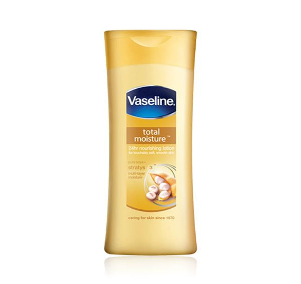 Vaseline Intensive Care Total Moisture Advanced Repair Body Lotion 400ml - My Hair World