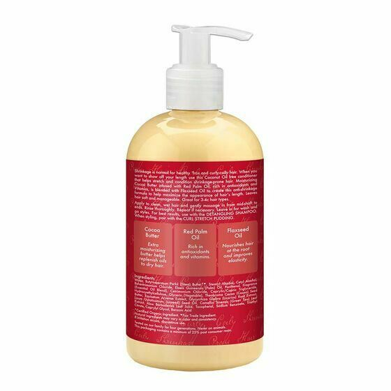 Shea Moisture Red Palm Oil & Cocoa Butter Leave in or Rins Out Conditioner 384ml - My Hair World
