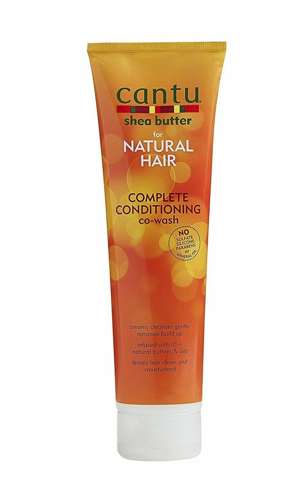 Cantu Shea Butter Natural Hair Complete Conditioning Co-Wash 283g - My Hair World