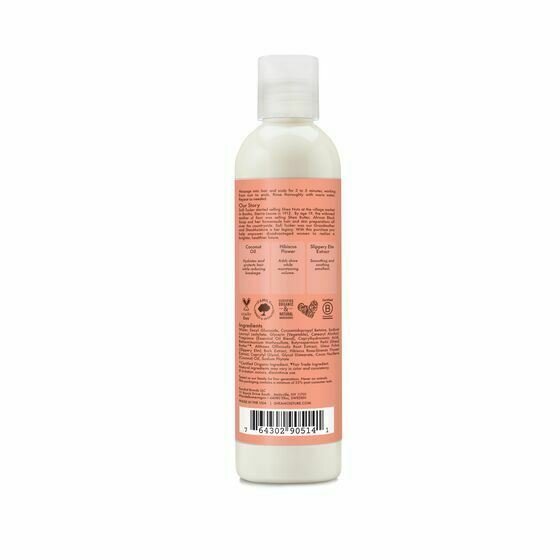 Shea Moisture Coconut & Hibiscus Kids Curl & Shine Shampoo & Conditioner 236ml - My Hair World