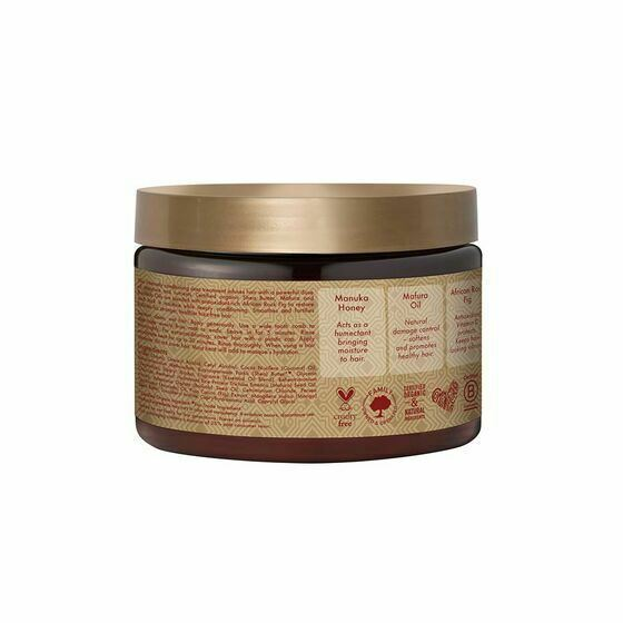 Shea Moisture Manuka Honey & Mafura Oil Intensive Hair Masque 340g - My Hair World