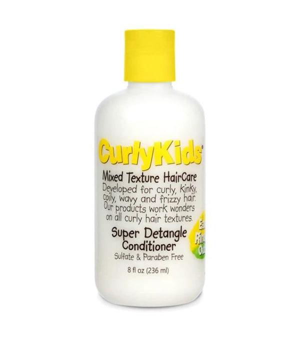 Curly Kids Super Detangle Conditioner 236ml - My Hair World