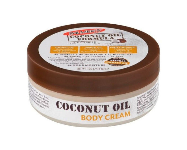 Palmer's Coconut Oil Formula Body Cream 125g - My Hair World