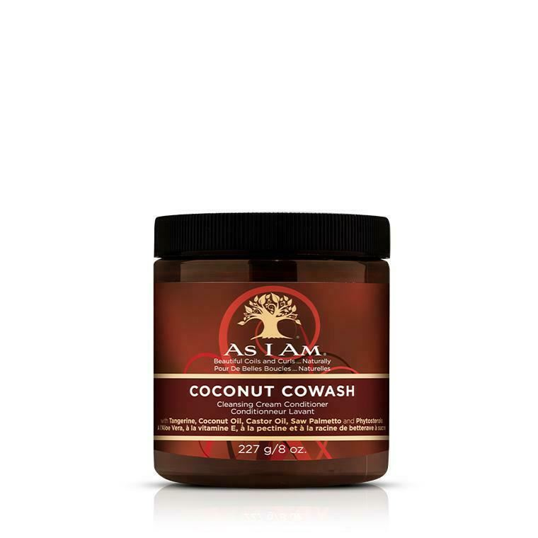 As I Am Coconut Co-Wash Conditoner 227g - My Hair World