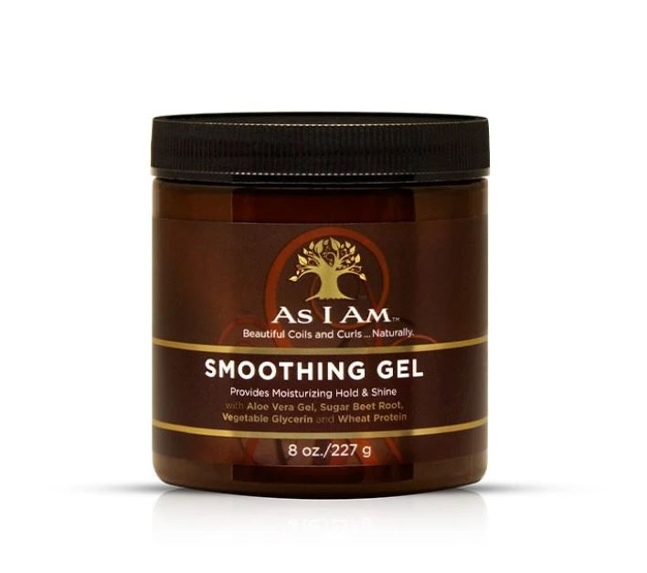 As I Am Smoothing Gel 227g - My Hair World