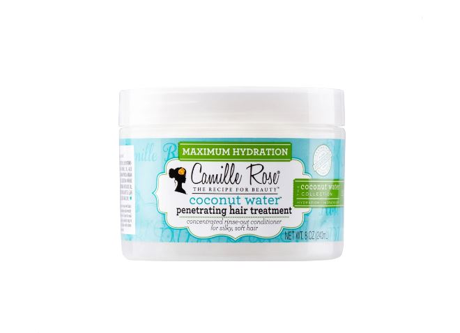 Camille Rose Coconut Water Penetrating Hair Treatment 227g - My Hair World