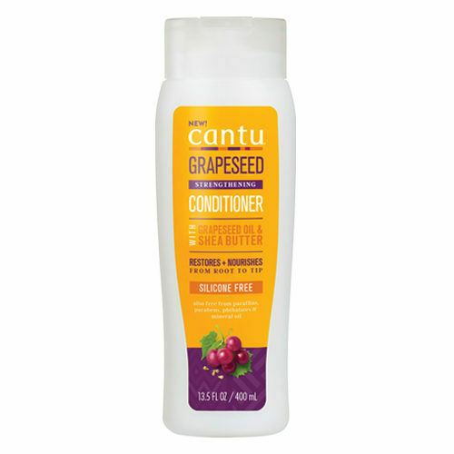 Cantu Grapeseed Sulfate Free Conditioner 400ml - My Hair World