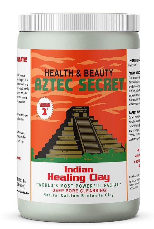 Aztec Secret Indian Healing Clay 908g - My Hair World