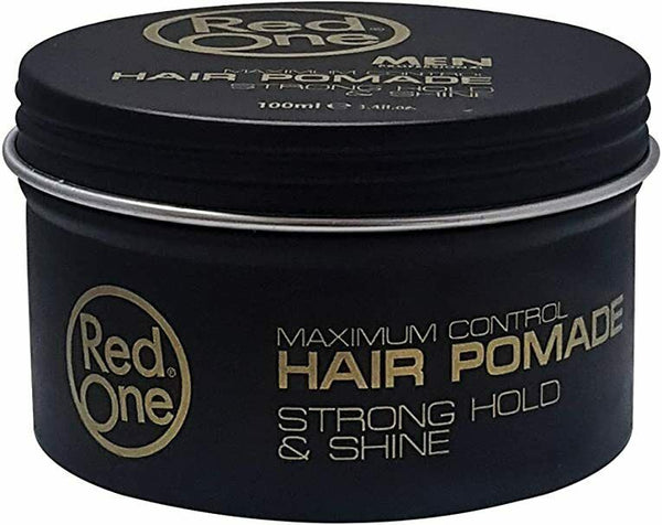 RedOne Men Hair Pomade Strong Hold & Shine 100ml - My Hair World