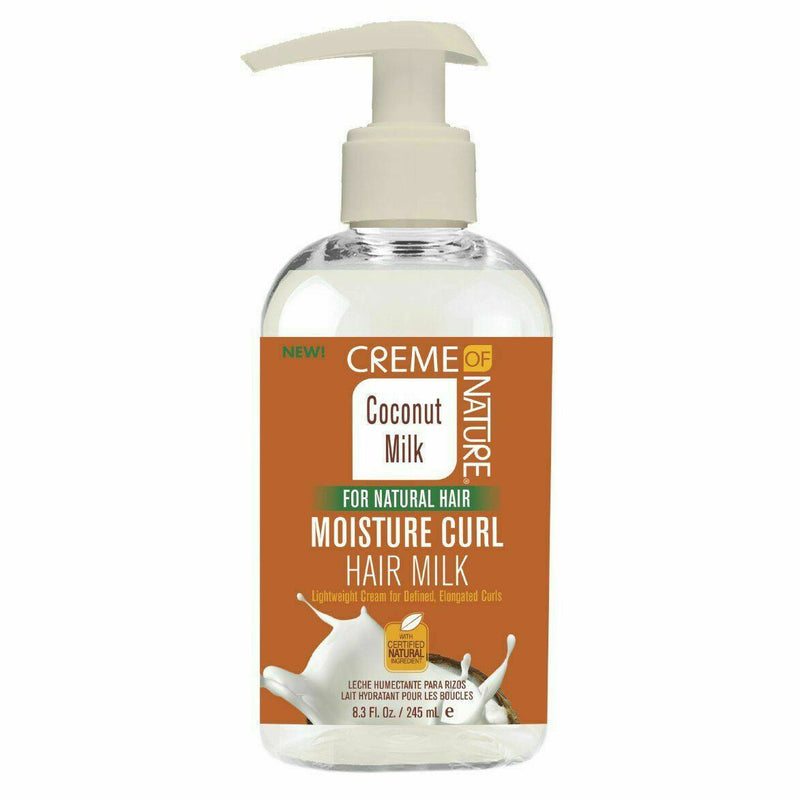 Creme of Nature Coconut Milk Moisture Curl Milk 245ml - My Hair World