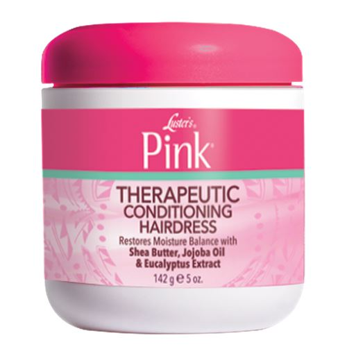 Luster`s Pink Therapeutic Conditioning Hairdress 142g - My Hair World