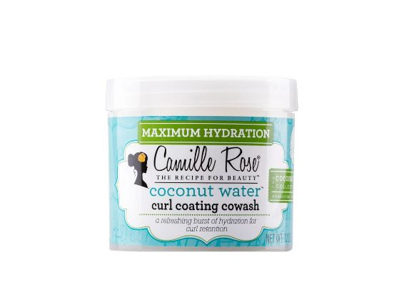 Camille Rose Coconut Water Curl Coating Co-Wash 354ml - My Hair World