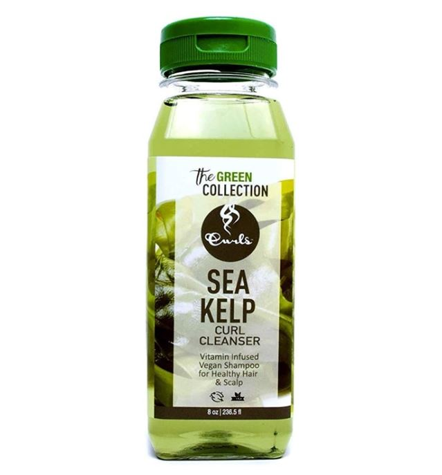 Curls Green Collection Sea Kelp Curl Cleanser 236,5ml - My Hair World