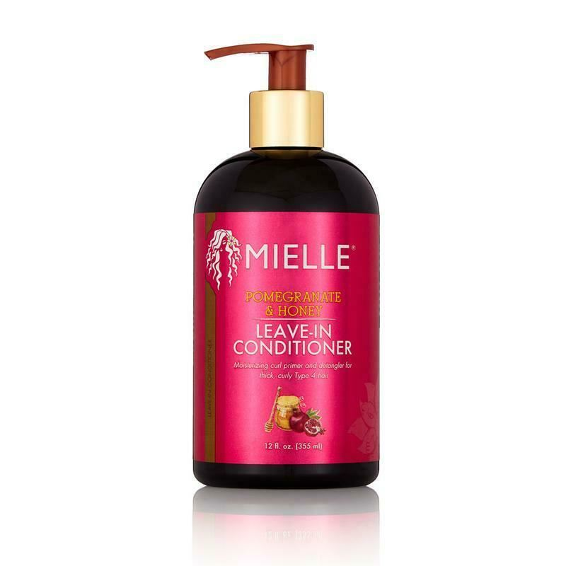 Mielle Pomegranate & Honey Leave-In Conditioner 355ml - My Hair World