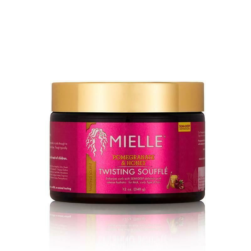 Mielle Pomegranate & Honey Twisting Soufflé 340g - My Hair World