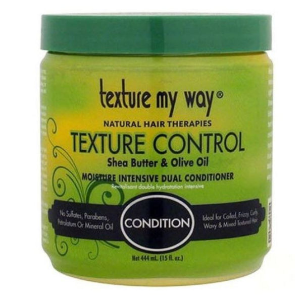 Texture My Way Texture Control Moisture Intensive Dual Conditioner 426g - My Hair World